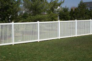 New Vinyl Fence In Santa Rosa CA