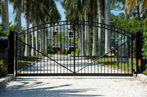 Security Swing Gate