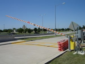 Barrier Access system